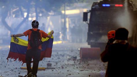 imagenes protestas en venezuela 7 fotos emblem 225 ticas de las protestas del 2014 por afp