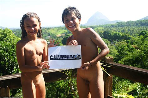 Most Controversial Nude Youth