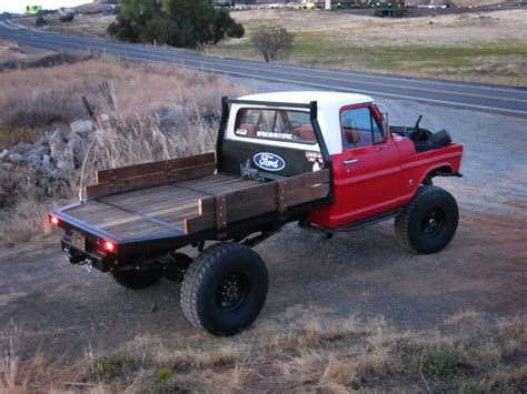 flat bed ford f150 flatbed kit autos post