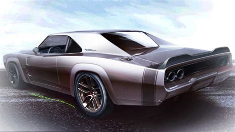 Dodge Charger 1000 Hp by 1968 Dodge Charger Debuts With 1 000 Hp Hellephant