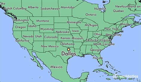 dallas texas on map where is dallas tx dallas texas map worldatlas