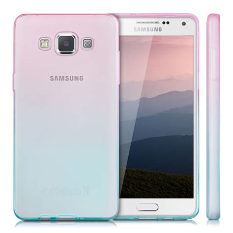 Silicon Casing A5 2015 A5 2016 Soft Ultra Thin Depan Belakang kwmobile tpu silicone for samsung galaxy a5 2015 desired colour ebay