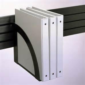 desk binder binder holder custom accents