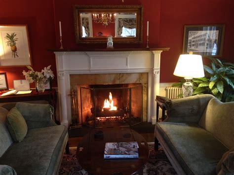 Fireplace Lounge by Logging Some Bashfuladventurer