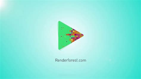 Simple Logo Animation Template Youtube Renderforest Free Templates