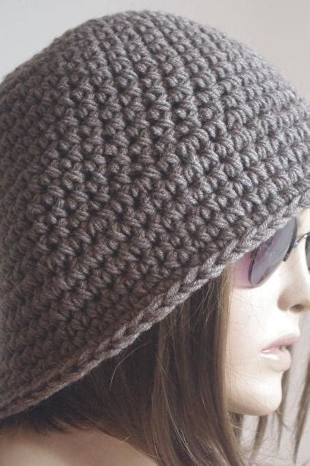 Fedorafashion Brindle Knit crochet hat luulla