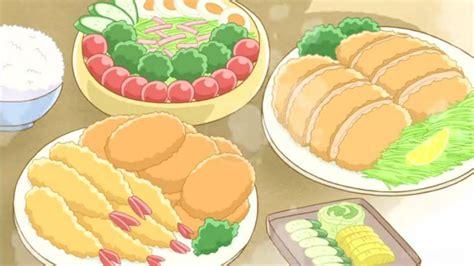 anime food animu food