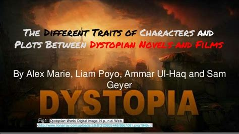 themes in dystopian stories dystopian art and literature d block