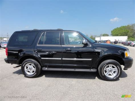 2001 Ford Expedition Xlt by Black Clearcoat 2001 Ford Expedition Xlt 4x4 Exterior