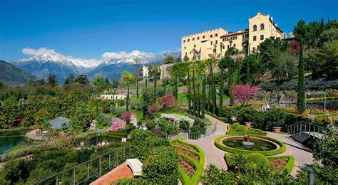 meran garten dorf tyrol and the surrounding are for your holidays in