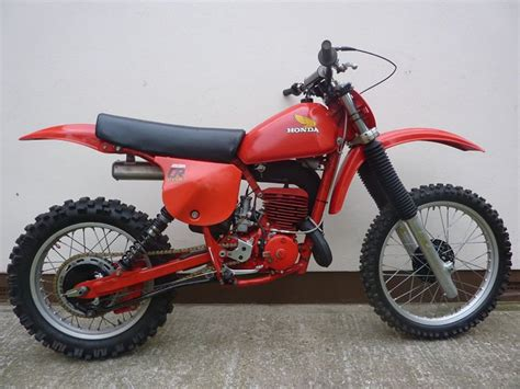 vintage motocross bikes sale vintage motocross bikes for sale honda cr250 1979 sold