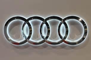 audi rings flickr photo