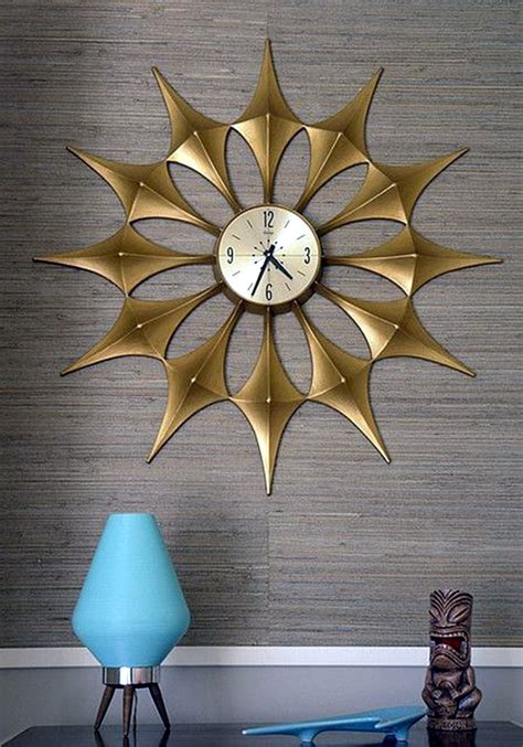 40 fabulous wall clocks to embrace your home entrance