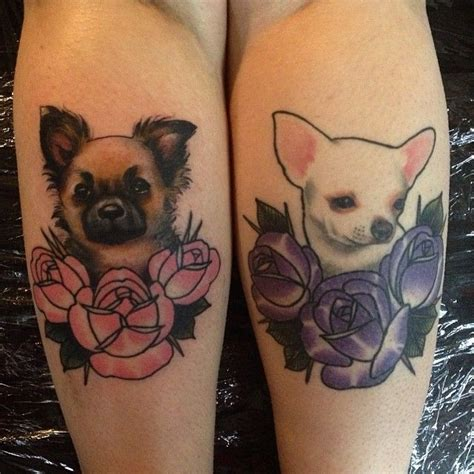 chihuahua tattoo tattoos my is my journal and my tattoos