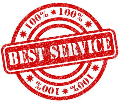 best service quot best service stempel 130723 svg05 quot stock image and