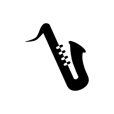 saxophone icon music saxophone icons free download