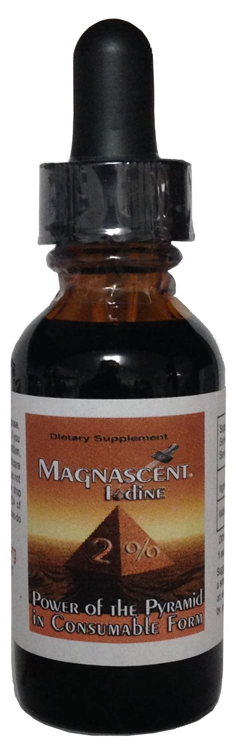 How Does Iodine Detox Last by Magnascent Nascent Iodine