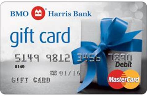 mastercard 174 gift card bmo harris - Gift Card Debit Mastercard