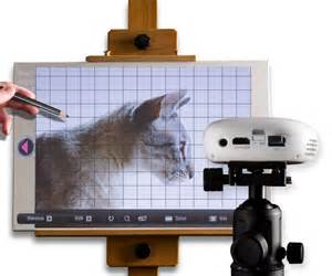 Artist Drafting Table Choosing Your Digital Art Projector Artograph