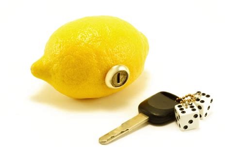 lemon car my new car is a lemon help