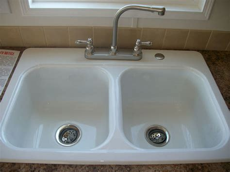 porcelain kitchen sink best kitchen sink styles also