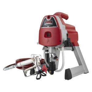 home depot paint sprayer electric titan advantage 100 airless paint sprayer 0552077 the