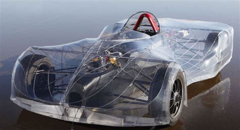 Ultra Light Cer by Students Develop Ultra Lightweight Zero Emissions Car In
