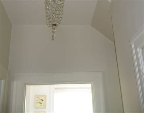 Should Ceilings Be Painted White by J K Homestead The Ceiling White Vs Color