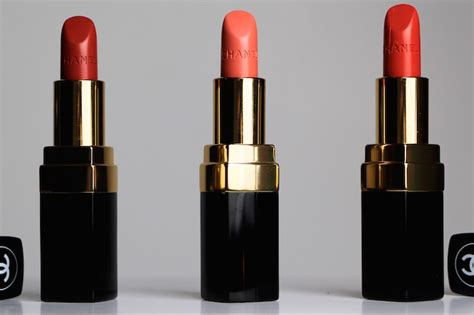 Lipstick Chanel New chanel coco the new lipstick a model recommends