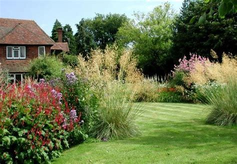 Big Garden Ideas Large Garden Design Ideas The Exuberant Planting Of This