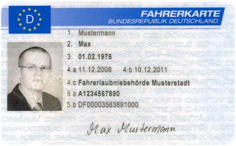 Lebenslauf Bild Pflicht Fahrerkarte
