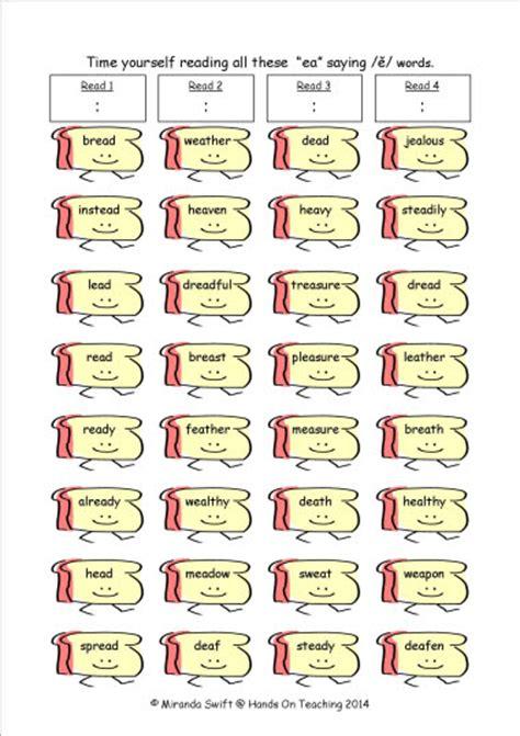 ea pattern words all worksheets 187 ea as in bread worksheets printable