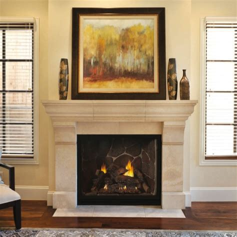 Luxury Fireplaces by Tahoe Luxury Traditional Clean Direct Vent Fireplaces