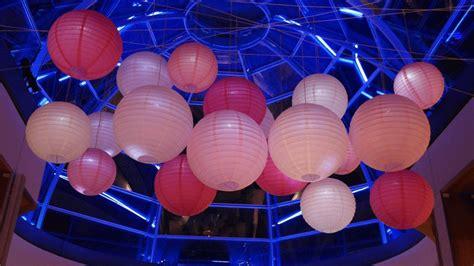 lanterna di carta volante lanterna di carta led 20cm arancione lanterne volanti