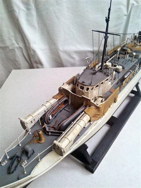 miniafv: Airfix 1/72 German E-Boat (or S-Boot) (by Barış ... E Boats