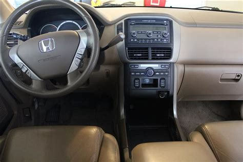 2006 Honda Pilot Interior by 2006 Honda Pilot Pictures Cargurus