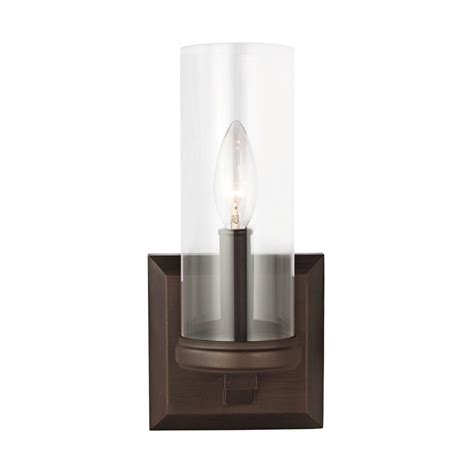 copper bathroom lighting feiss jacksboro 1 light dark antique copper antique copper