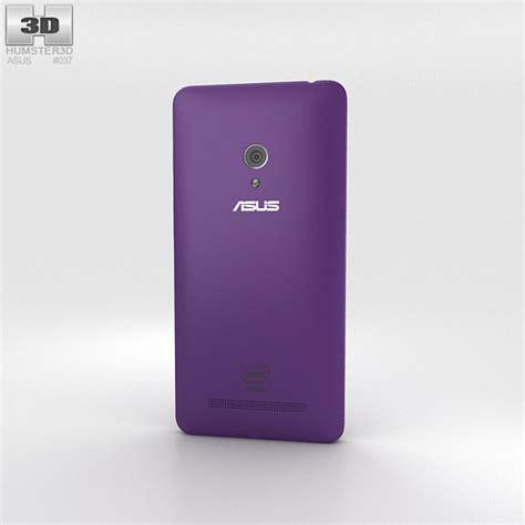 3d asus zenfone 5 asus zenfone 5 twilight purple 3d model hum3d