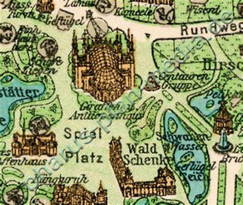 zoologischer garten berlin plan pharus pharus historischer stadtplan berlin