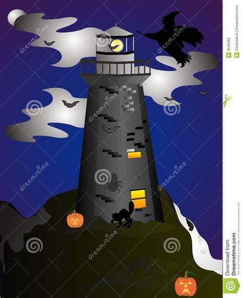 Lighthouse House Plans haunted lighthouse royalty free stock photos image 8549388