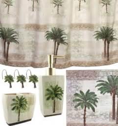 Bathroom Palm Tree Decor » Home Design 2017