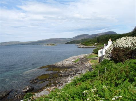 highland cottage west highland cottages destination lochcarron