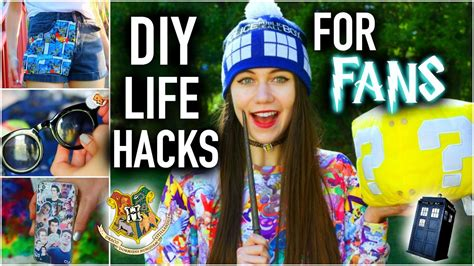 diy hacks youtube diy life hacks for fans you need to know youtube
