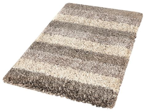 modern bathroom rugs taupe modern non slip washable bathroom rug lounge modern bath mats by vita futura