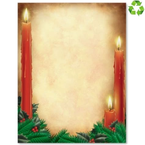 Tropical Themes For Parties - candlelight ii border papers