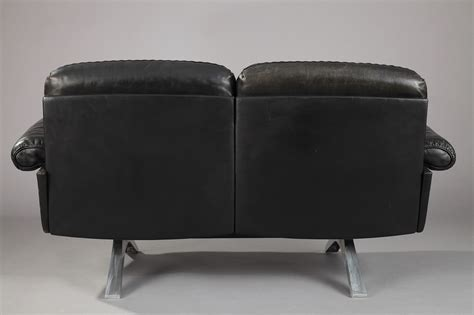 ds 31 sofa swivel lounge armchair and ottoman from de