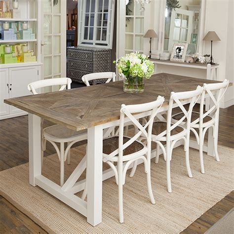 Beachy Dining Room Tables beach dining room sets home furniture design