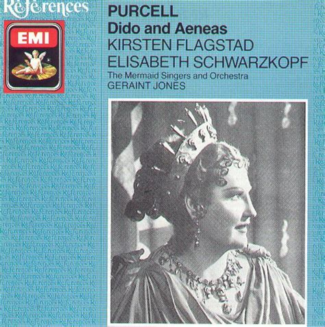 henry purcell s dido and aeneas books kirsten flagstad