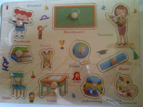 Ape Ayo Belajar Membaca Mainan Edukasi Edukatif Anak Kayu Murah mainan kayu belajar membaca dhian toys