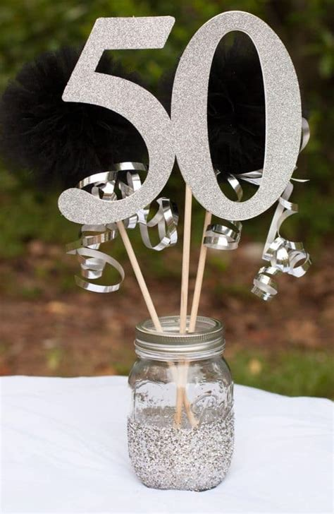 90th birthday centerpieces 11 lovely table decorations